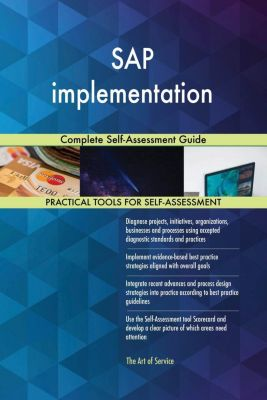5STARCooks: SAP implementation Complete Self-Assessment Guide, Gerardus Blokdyk