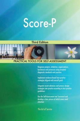 5STARCooks: Score-P Third Edition, Gerardus Blokdyk
