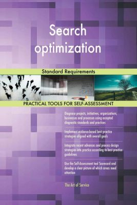 5STARCooks: Search optimization Standard Requirements, Gerardus Blokdyk