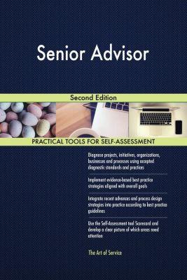 5STARCooks: Senior Advisor Second Edition, Gerardus Blokdyk