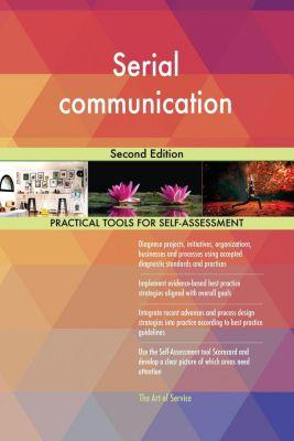 5STARCooks: Serial communication Second Edition, Gerardus Blokdyk