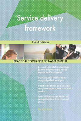 5STARCooks: Service delivery framework Third Edition, Gerardus Blokdyk