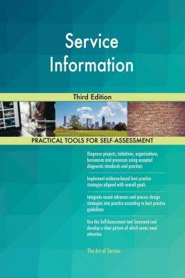 5STARCooks: Service Information Third Edition, Gerardus Blokdyk