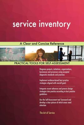 5STARCooks: service inventory A Clear and Concise Reference, Gerardus Blokdyk