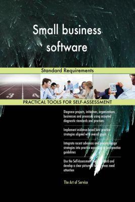 5STARCooks: Small business software Standard Requirements, Gerardus Blokdyk