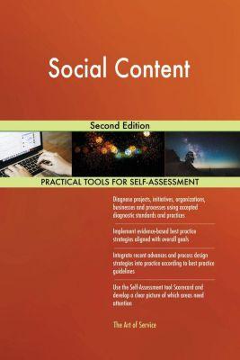 5STARCooks: Social Content Second Edition, Gerardus Blokdyk