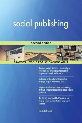 5STARCooks: social publishing Second Edition, Gerardus Blokdyk