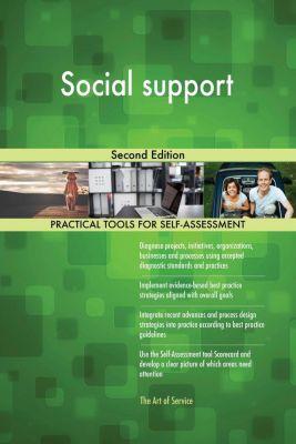 5STARCooks: Social support Second Edition, Gerardus Blokdyk