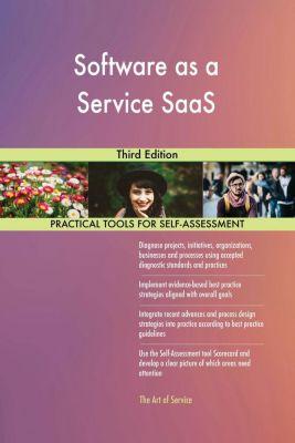 5STARCooks: Software as a Service SaaS Third Edition, Gerardus Blokdyk