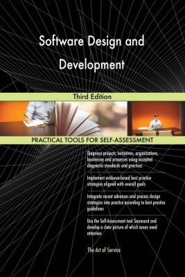 5STARCooks: Software Design and Development Third Edition, Gerardus Blokdyk