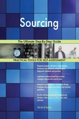 5STARCooks: Sourcing The Ultimate Step-By-Step Guide, Gerardus Blokdyk