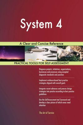 5STARCooks: System 4 A Clear and Concise Reference, Gerardus Blokdyk