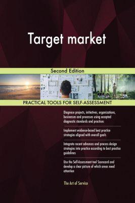 5STARCooks: Target market Second Edition, Gerardus Blokdyk
