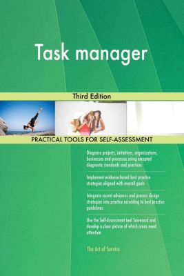 5STARCooks: Task manager Third Edition, Gerardus Blokdyk