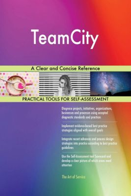 5STARCooks: TeamCity A Clear and Concise Reference, Gerardus Blokdyk