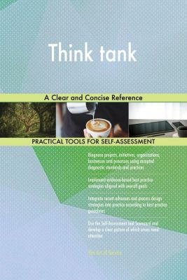 5STARCooks: Think tank A Clear and Concise Reference, Gerardus Blokdyk