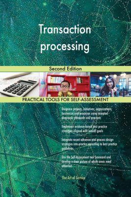 5STARCooks: Transaction processing Second Edition, Gerardus Blokdyk