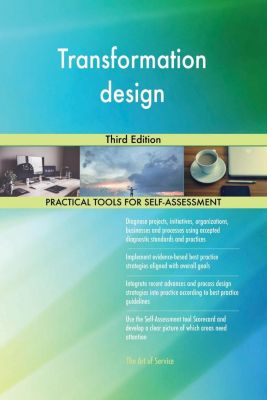 5STARCooks: Transformation design Third Edition, Gerardus Blokdyk