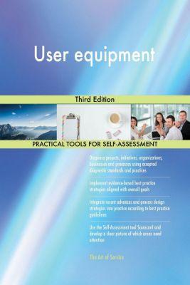 5STARCooks: User equipment Third Edition, Gerardus Blokdyk
