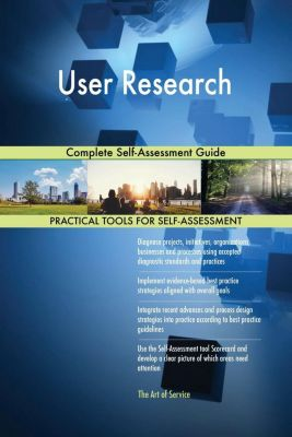 5STARCooks: User Research Complete Self-Assessment Guide, Gerardus Blokdyk