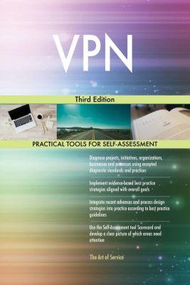5STARCooks: VPN Third Edition, Gerardus Blokdyk