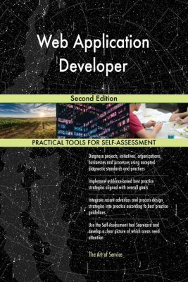 5STARCooks: Web Application Developer Second Edition, Gerardus Blokdyk