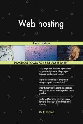 5STARCooks: Web hosting Third Edition, Gerardus Blokdyk