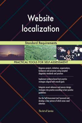 5STARCooks: Website localization Standard Requirements, Gerardus Blokdyk