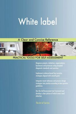 5STARCooks: White label A Clear and Concise Reference, Gerardus Blokdyk