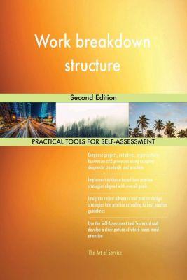 5STARCooks: Work breakdown structure Second Edition, Gerardus Blokdyk