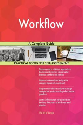 5STARCooks: Workflow A Complete Guide, Gerardus Blokdyk