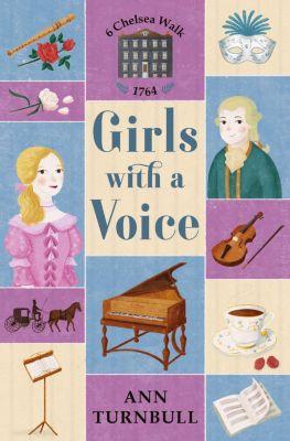 6 Chelsea Walk: Girls with a Voice, Ann Turnbull