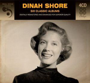 6 Classic Albums, Dinah Shore