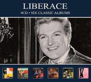 6 Classic Albums, Liberace