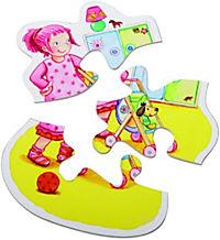6 erste Puzzles - Lillis Welt (Kinderpuzzle) - Produktdetailbild 1