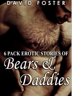 6 Pack Erotic Stories of Bears and Daddies, David Foster