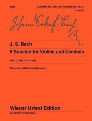 6 Sonaten - Johann Sebastian Bach |