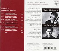 6 Sonaten F.Flöte U.Cembalo Op.9 - Produktdetailbild 1