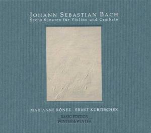 6 Sonaten Für Violino U.Cemba, M. Ronez, E. Kubitschek
