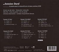 6 Sonates Pour le Violoncelle - Produktdetailbild 1