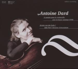 6 Sonates Pour le Violoncelle, Goltz, Perl, Schornsheim
