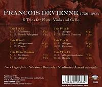 6 Trios For Flute,Viola And Cello - Produktdetailbild 1