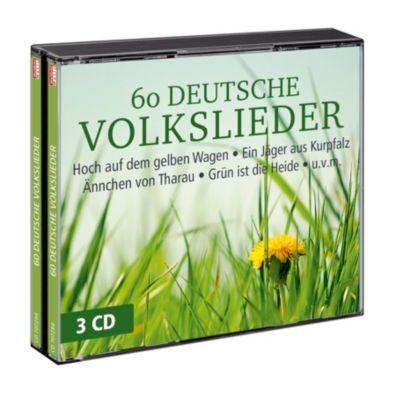 60 Deutsche Volkslieder, Various