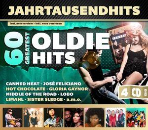 60 Greatest Oldie Hits, Divers-Jahrtausendhits