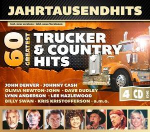 60 Greatest Trucker & Country, Divers-Jahrtausendhits