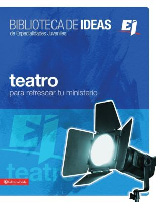 60-Second Scholar Series: Biblioteca de ideas: Teatro, Youth Specialties