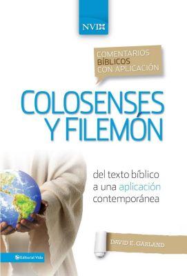 60-Second Scholar Series: Comentario bíblico con aplicación NVI Colosenses y Filemón, David E. Garland