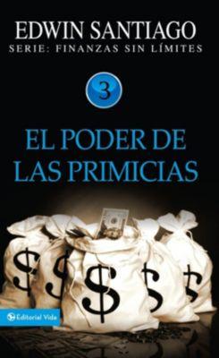 60-Second Scholar Series: El poder de las primicias, Edwin Santiago