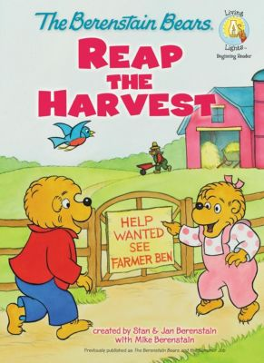 60-Second Scholar Series: The Berenstain Bears Reap the Harvest, Stan and Jan Berenstain w/ Mike Berenstain