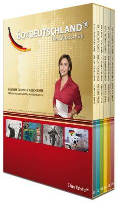 60 x Deutschland - DVD-Box, 60xDeutschland-Die Jahresschau